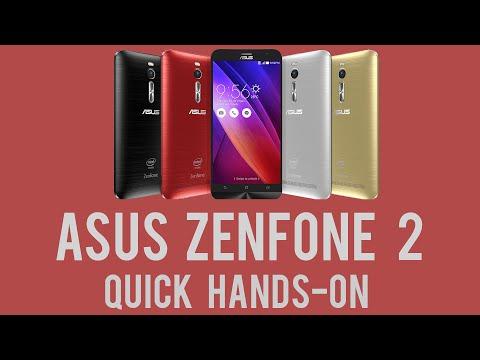 Asus Zenfone 2 ZE551ML Quick Hands On India