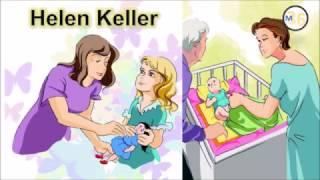 Helen Keller - Class 4   NCERT   Book Reading   Primary Smart Class