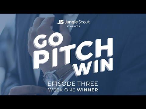 Week 1 Winner 🥁 Urban Leaf vs Talent Cloud I Go Pitch Win I Jungle Scout