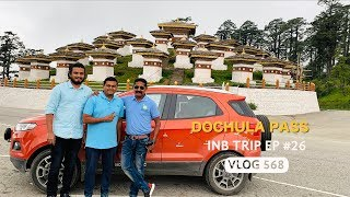 Drive from Paro - Dochula Pass, Travel Triangle - INB Trip EP #26