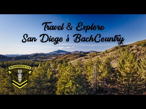 Travel & Explore San Diego's BackCountry