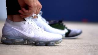new styles cb02f 96433 Nike Air Vapormax Flyknit Day and Night Pack Review