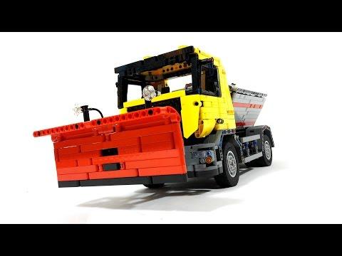 LEGO TECHNIC Snow Plow