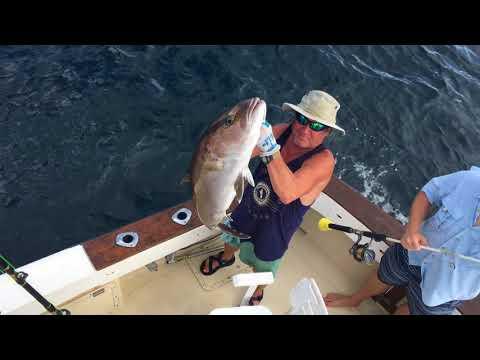Bond Fishing Trip 2017
