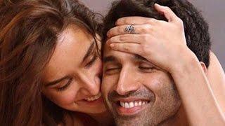 Aww! Shraddha Kapoor & Aditya Roy Kapur