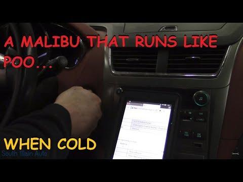 Chevy Malibu: Runs Rough On Cold Start, Sometimes Stalls