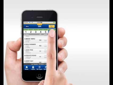 [Mobile App] HKJC Mobile Betting app
