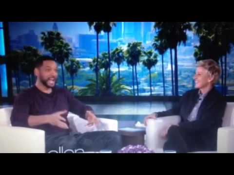 Will Smith Talking About a Deaf Cat