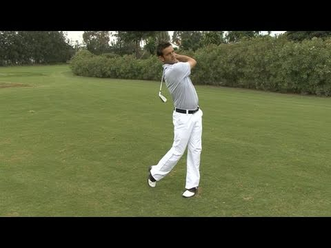 How To Swing A Golf Club: 3 Tips From Rickard Strongert