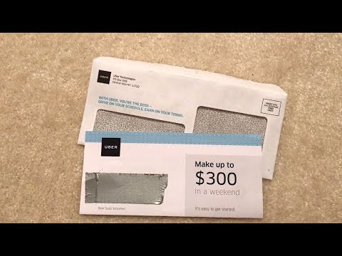 How to remove yourself from Uber's mailing list to stop getting junk mail!