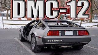 Regular Car Reviews: 1981 DeLorean DMC-12