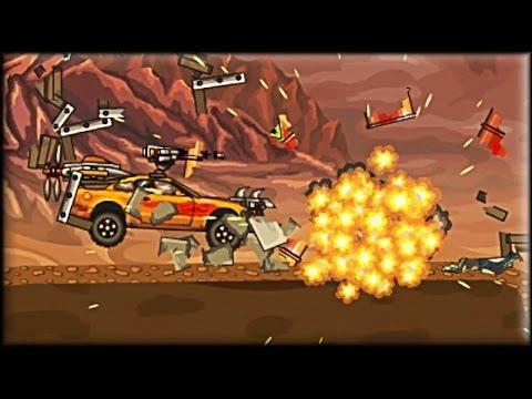 [vol.2] - Earn to Die 2012 - Game Walkthrough