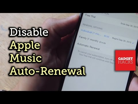 Cancel Apple Music's Auto-Renewal Subscription So You Never Have to Pay [How-To]