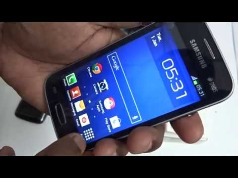 Samsung Galaxy Star Pro S7262 Mobile Unboxing Video