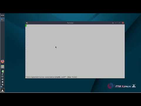 How to install PhpBB 3.2.2 on MX Linux 17