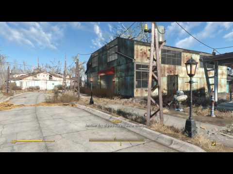 Fallout 4   Vault Tec Workshop Expansion   Intro Beacon