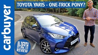 2020 Toyota Yaris Hybrid in-depth review - can a hybrid be fun to drive?