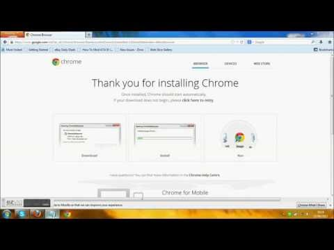 How To Install Google Chrome On Windows 7