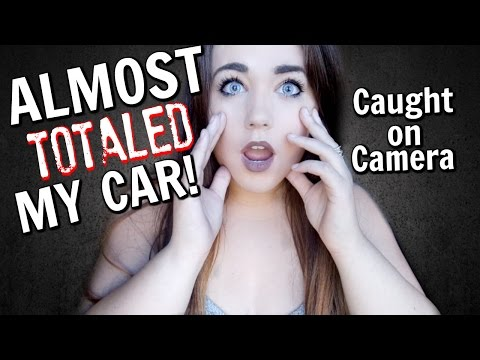 Almost Totaled My Car *Caught on Camera* | Storytime