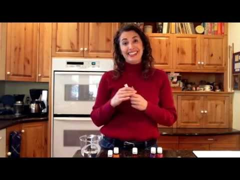 Young Living Essential Oils DIY: Atomizers