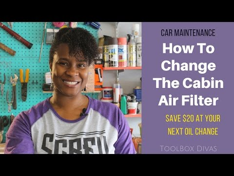How to Change the Cabin Air Filter in Your Car in Minutes
