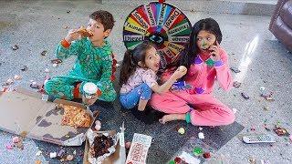 KIDS STAY HOME ALONE FOR 24 HOURS | Familia Diamond