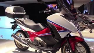 2018 Honda Integra S 750 Special Lookaround Le Moto Around The World