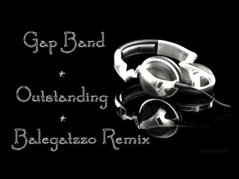 Gap Band - Outstanding [Remix]