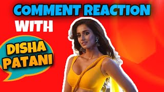 Disha Patani reacts on her Instagram Picture Comments |  Bharat | Filmy Mirchi