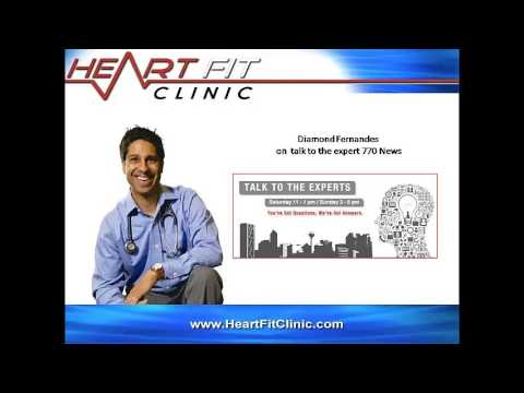 Heart Fit Talk to the Experts June 2017