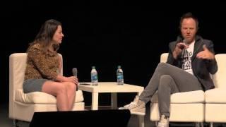 Qualtrics CEO Ryan Smith and TechCrunch