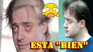 Download ASÍ VIVE REALMENTE BRENDAN FRASER EXCLUSIVO Video