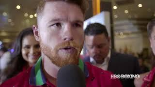 HBO Boxing News: Canelo Alvarez Interview (HBO Boxing)