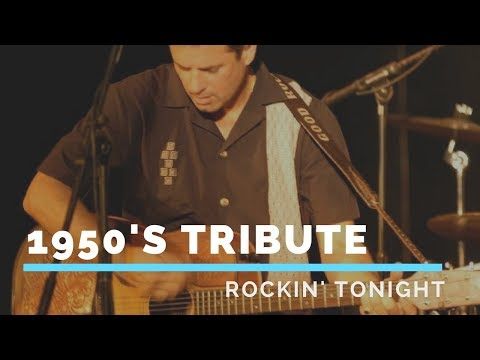 Rockin' Tonight // 1950's Band For Hire // Book Now at Warble Ents