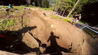 THE SYNDICATE - Val Di Sole Track Preview - Loris Vergier