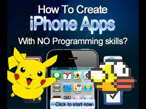 How to Create Your Own App / Game - Pokemon Go or Flappy Bird
