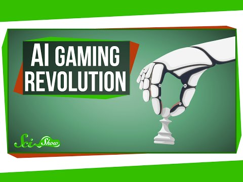 The AI Gaming Revolution