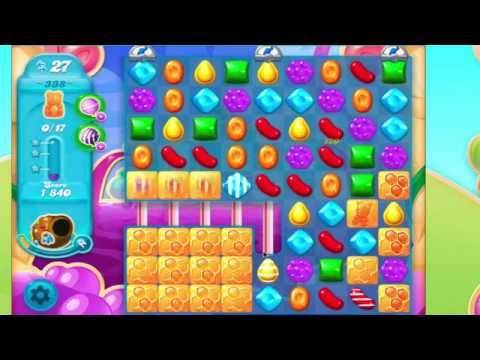 Candy Crush Soda Saga Level 338 No Boosters
