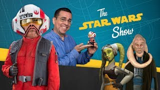 D23 Star Wars Preview, Star Wars Adventures First Look & Nien Nunb Puppeteer Mike Quinn!