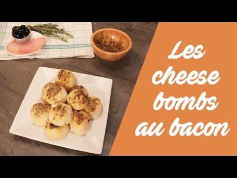 La recette des cheese bombs au bacon !