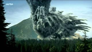 Vulkanausbruch St. Helens