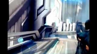 Halo 4 Light Rifle And Binary Rifle Gameplay