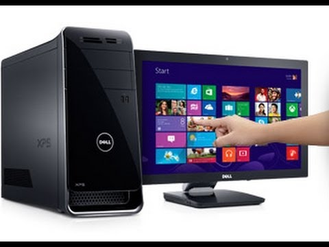 NEW Dell Inspiron 3000 Desktop PC Unboxing 2014
