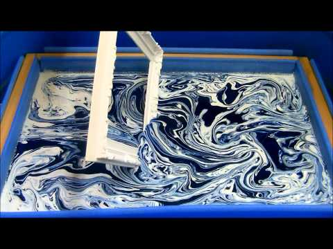 Swirling(Picture Frames Metallic colours)