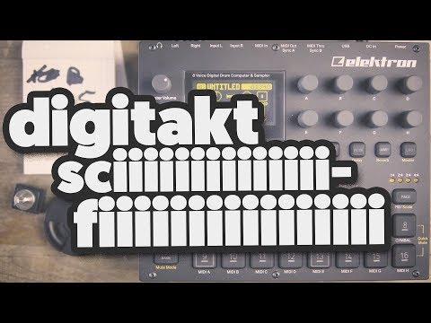 DIGITAKT: Sciiii-Fiiiii! [ a-beat-a-day ]