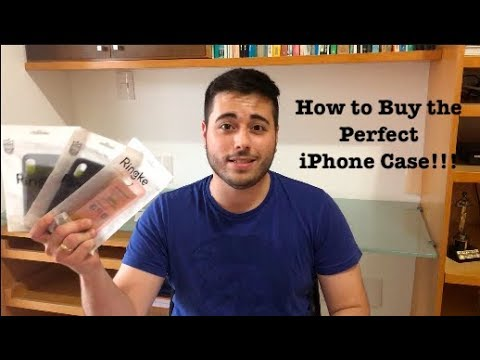 How To Buy The Perfect iPhone Case (What To Look For)!