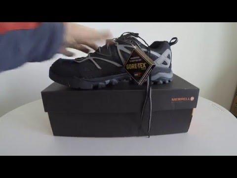 Merrell Capra Sport Gore-Tex Shoes - Unboxing & First Impressions