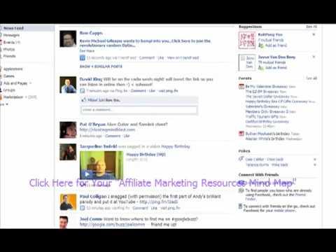 Facebook News Feed Status Change