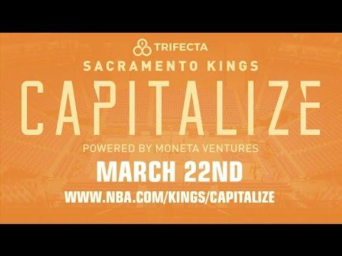 Sacramento Kings Capitalize Powered by Moneta Ventures