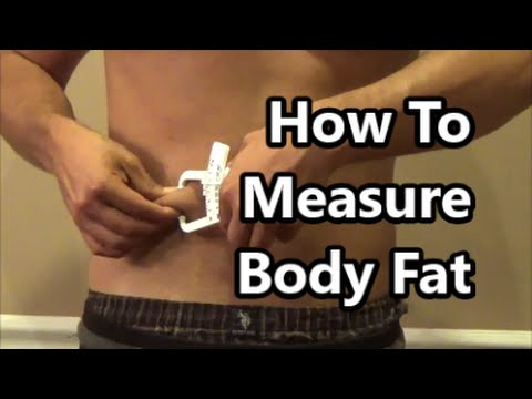 How to Measure Body Fat (3 Site Method)